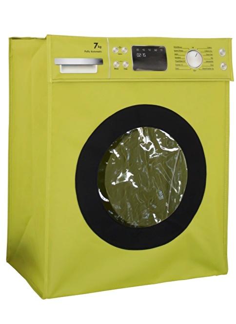 Nektar Çamaşır Sepeti Sarı